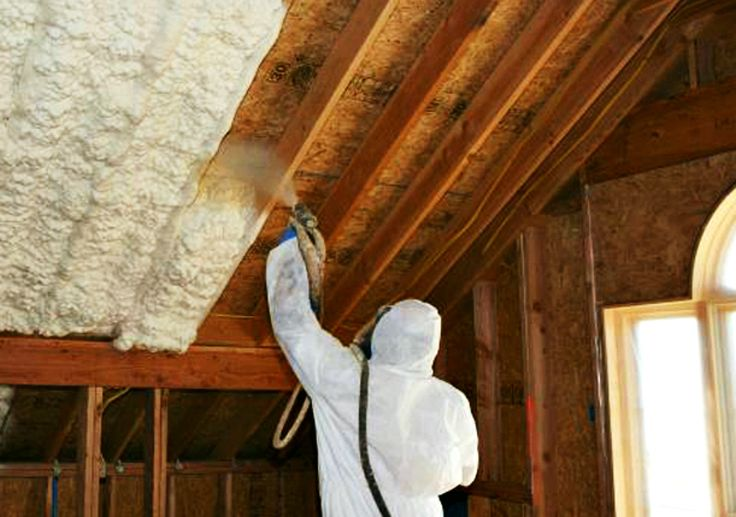 What Is Polyurethane Spray Foam Insulation? Read more here: https://mainlinehes.com/what-is-polyurethane-spray-foam-insulation/ #insulation #sprayfoam #blownin #cellulose #airsealing #atticinsulation #insulationcontractor