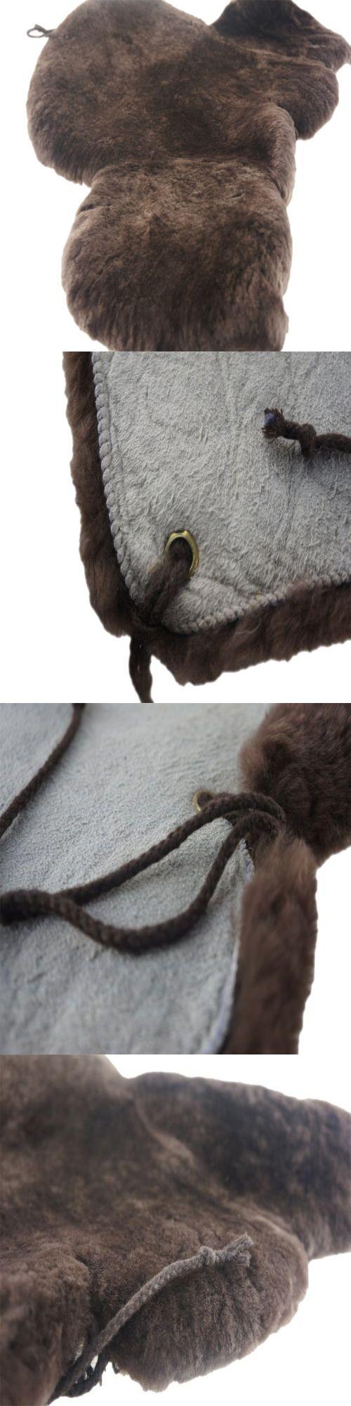 Saddle Covers 179000: Vast Superb Sheepskin Scrap Western Saddle Seat Saver Fleece Saddle Cover 390 -> BUY IT NOW ONLY: $87.99 on eBay!