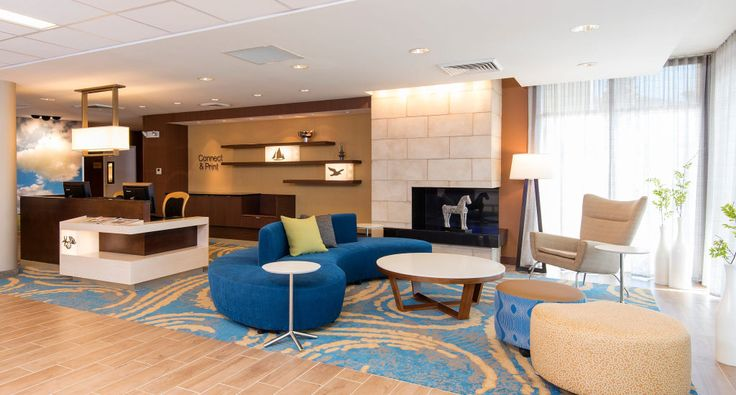 Fairfield Inn & Suites Tampa Westshore/Airport | FL 33607