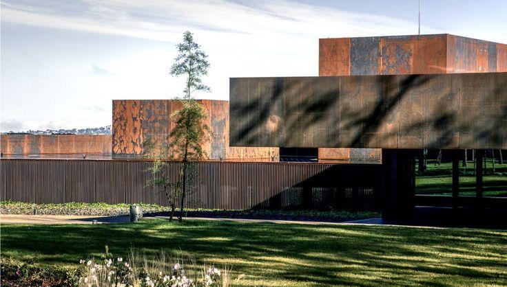 Rafael Aranda, Carme Pigem and Ramon Vilalta Named 2017 Pritzker Prize Laureates,Soulages Museum. (2014) Rodez, France. © Hisao Suzuki. Image Courtesy of Pritzker Architecture Prize