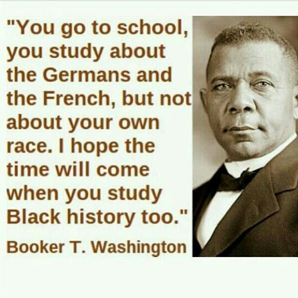 True Black  History has not... Bibles aren't aloud in the public school system..Black history from the begining, Black History as told by the Prophets, Starts in Genesis..