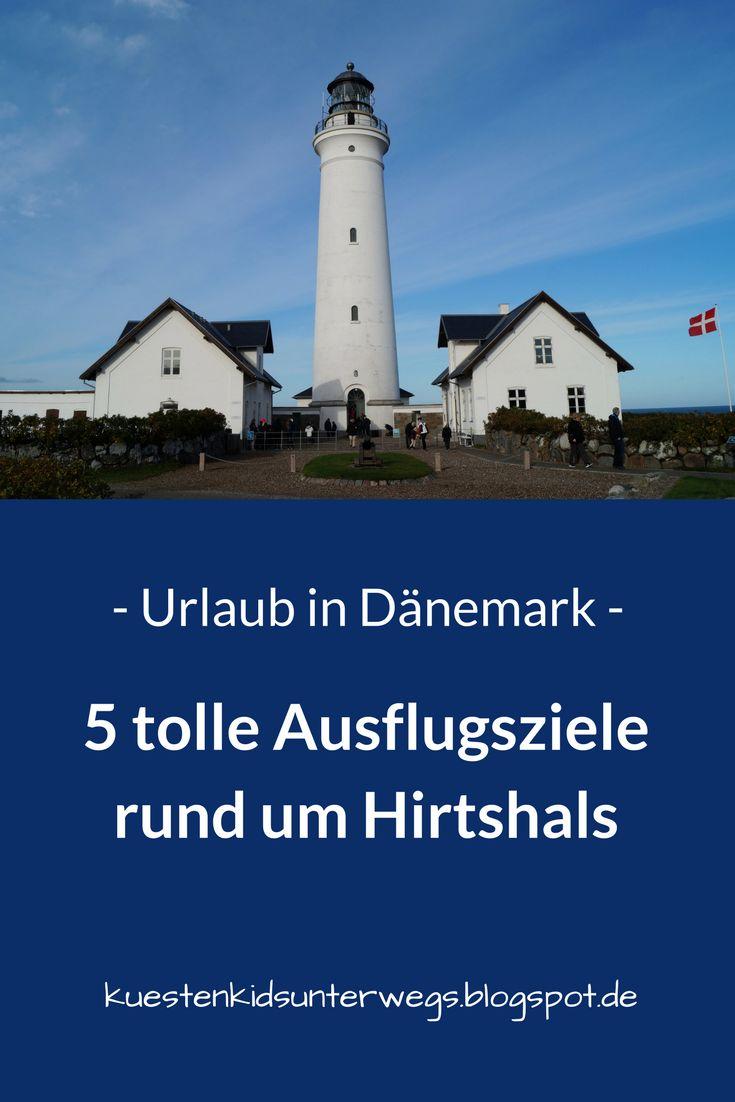 Hirtshals: 5 lohnenswerte Ausflugsziele. Während unseres Dänemark-Urlaubs haben wir mehrere Ausflüge nach Hirtshals und Umgebung unternommen! Auf Küstenkidsunterwegs stelle ich Euch 5 Ziele vor, die sich wirklich lohnen, natürlich auch für Familien mit Kindern!  #hirtshals #dänemark #ausflug #ausflugsziele #ausflugsziel #ausflüge #attraktionen #sehenswürdigkeiten #kinder #familie # leuchtturm #bunkermuseum #hafen #ozeanarium #aquarium #natur