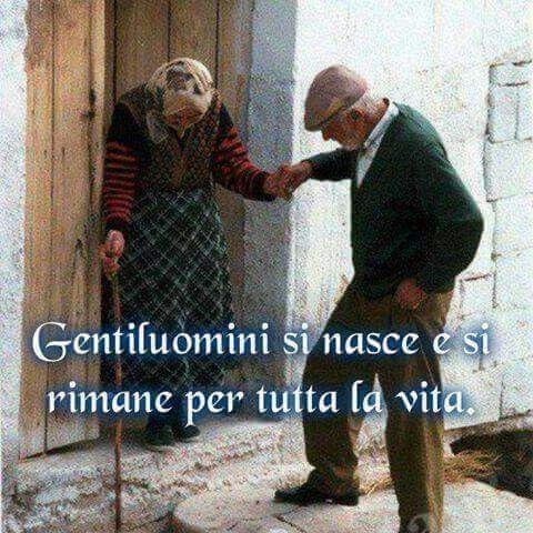 L'umiltà sta nell'anima.