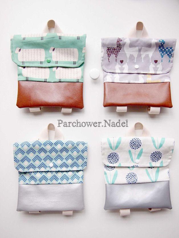 Weiteres - Kindergartentasche | Kinderrucksack | Kindertasche - ein Designerstück von ParchowerNadel bei DaWanda