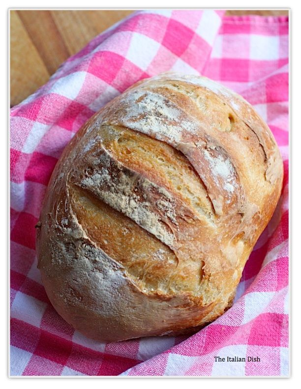 Best recipe I have ever made.  We make a couple loaves a week.  No muss, no fuss and absolutely delicious.