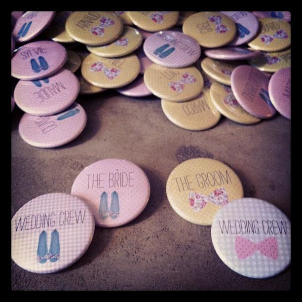Badges marque-places MiY