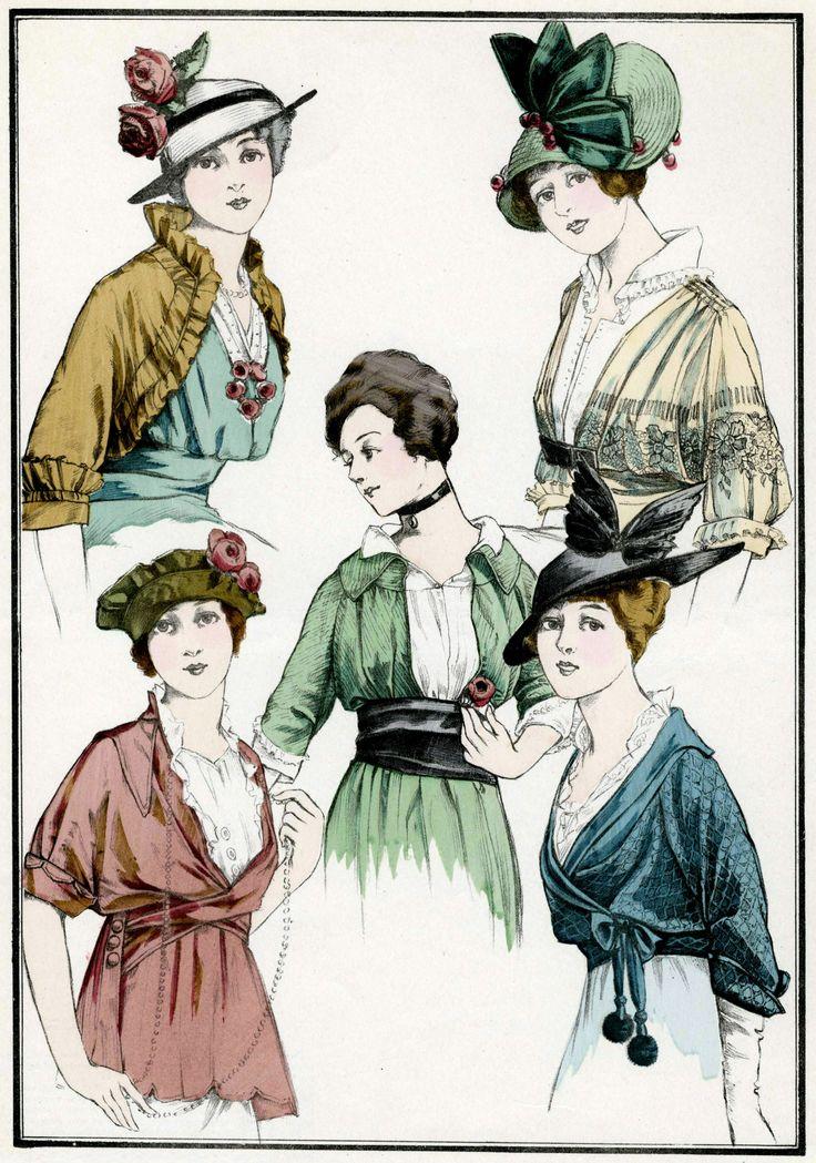 Fashion 1914 vintage fashion pinterest for Couchtisch 1 00 x 1 00