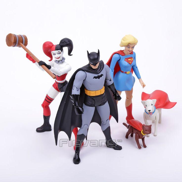 $21.58 (Buy here: https://alitems.com/g/1e8d114494ebda23ff8b16525dc3e8/?i=5&ulp=https%3A%2F%2Fwww.aliexpress.com%2Fitem%2FDC-COMICS-Designer-Series-Darwyn-Cooke-Batman-Supergirl-Harley-Quinn-PVC-Action-Figure-Collectible-Model-Toy%2F32708570139.html ) DC COMICS Designer Series Darwyn Cooke Batman / Supergirl / Harley Quinn PVC Action Figure Collectible Model Toy 7 for just $21.58