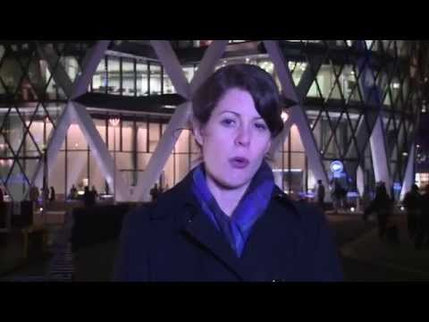 Charlie Brooker's Weekly Wipe: Every TV news report on the economy in one, courtesy of generic reporter Emily Surname
