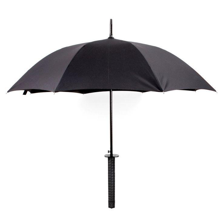 Samurai Umbrella - I've always wanted one of these!!