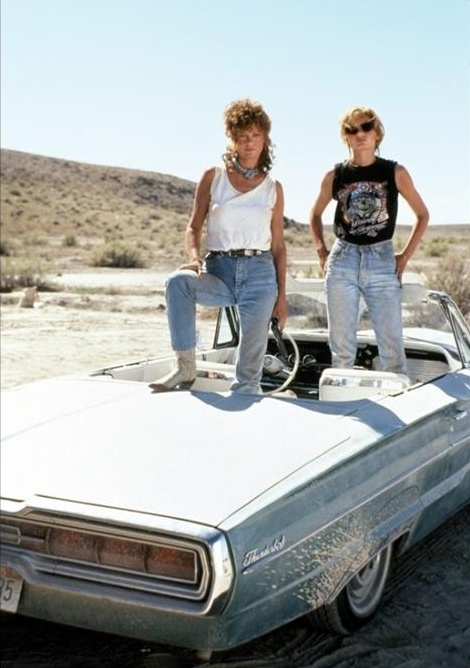 We're pretty sure Thelma and Louise would have loved our Bene-fied Citroen cars...#drivenbybeauty