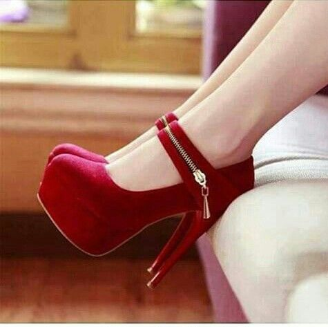 ❤ red shoes ❤