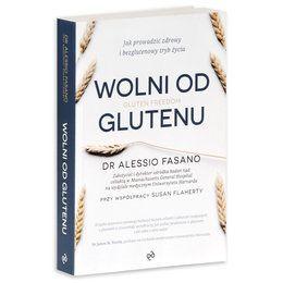 Wolni od glutenu - Fasano Alessio za 44,49 zł | Książki empik.com