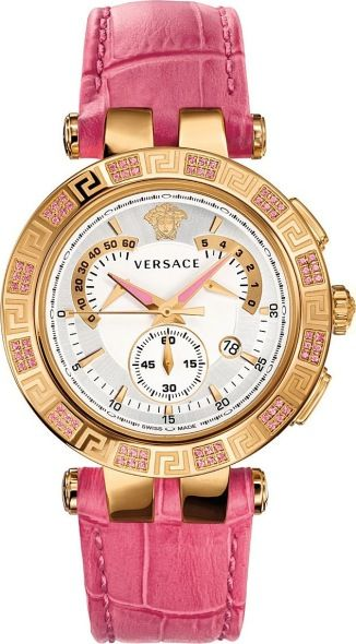 Versace Versace V-Race Chrono White Watch