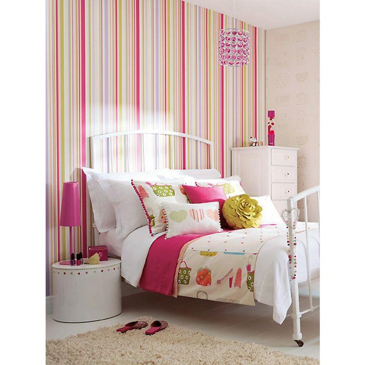 Buy Harlequin Wallpaper, Rush 70536, Pink / Multi online