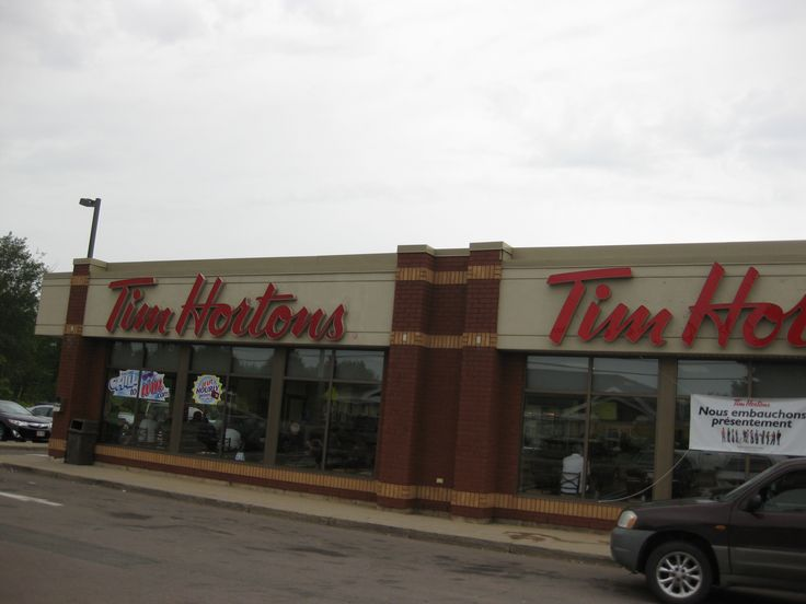 Have to get  a Coffee here's tIm's