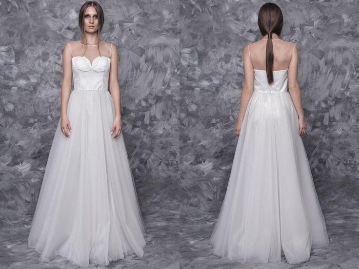 Celiné Ligia Mocan S/S 16 Bridal Collection