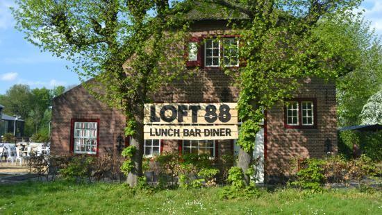 Loft 88 Utrecht bioburgers