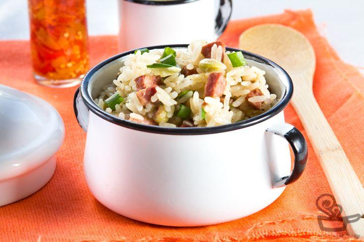 aprenda a receita de um delicioso e super tradicional, baião de dois!