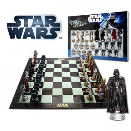 Star Wars Sjakk