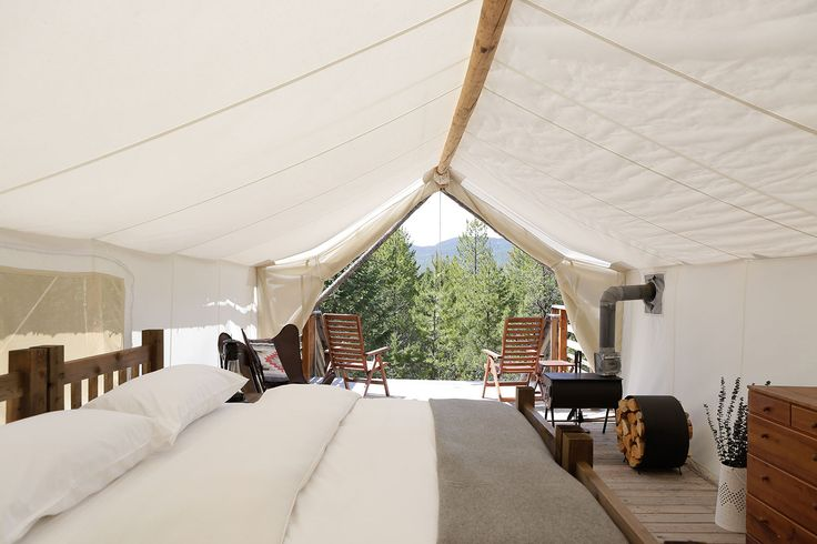 Glamping in the Grand Canyon | Rue