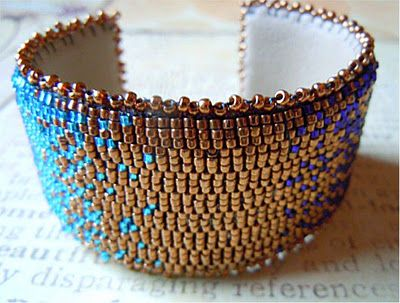 All Peyote Seed Bead Jewelry Tutorials - The Beading Gem's Journal