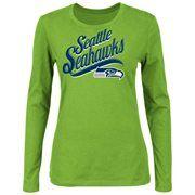 http://proshop.seahawks.com/Seattle_Seahawks_Ladies_T-Shirts_Long_Sleeved/Seattle_Seahawks_Ladies_Custom_Long_Sleeve_T-Shirt_-_Neon_Green