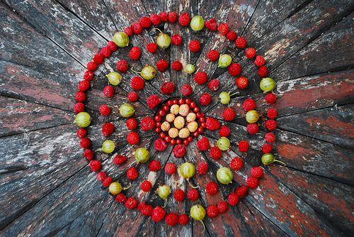 87 best natural mandalas images on pinterest - Mandala nature ...