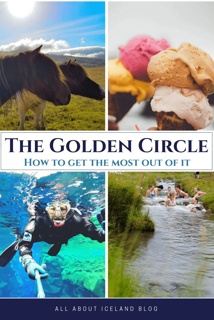 The Golden Circle in Iceland, the secret extra stops for self-drivers traveling in Iceland.