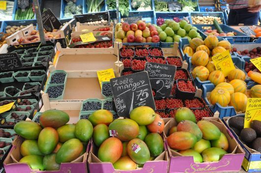 Lindengracht Market – Saturday morning stroll