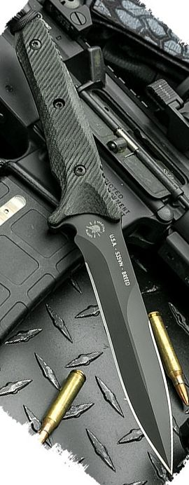 Spartan Blades Breed Fighter Fixed Blade Dagger Fighting Knife Kydex Sheath #fixedknife @aegisgears