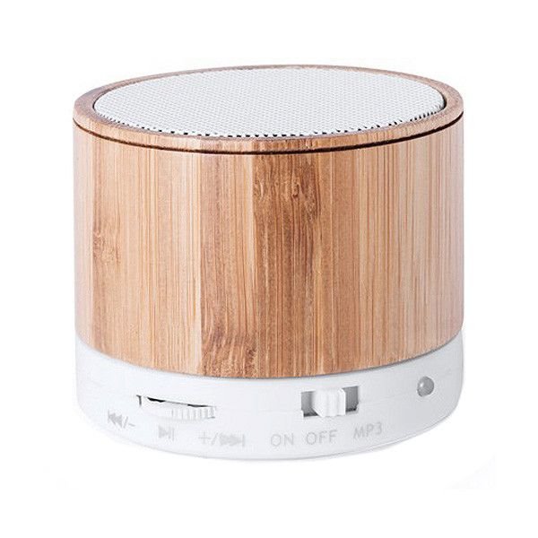 Wireless Bluetooth Speaker Usb Fm 3w Bamboo 146143 If You Re Passionate About It And Electronics Like Being Up To Bluetooth Lautsprecher Lautsprecher