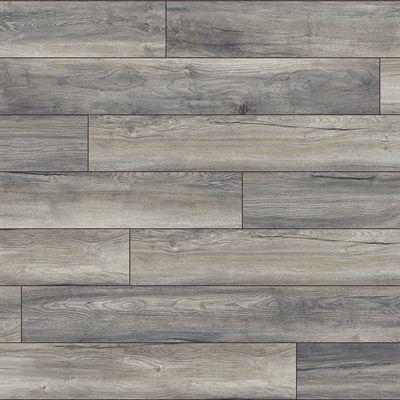 Kronotex 12mm Estate Grey Oak Embossed Laminate Flooring