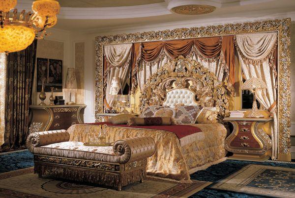 Italian Furniture - Italian Bedroom Furniture Dresser Nightstand ...