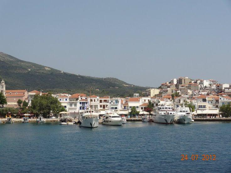 Σκιάθος (Skiathos) în Σκίαθος, Μαγνησία