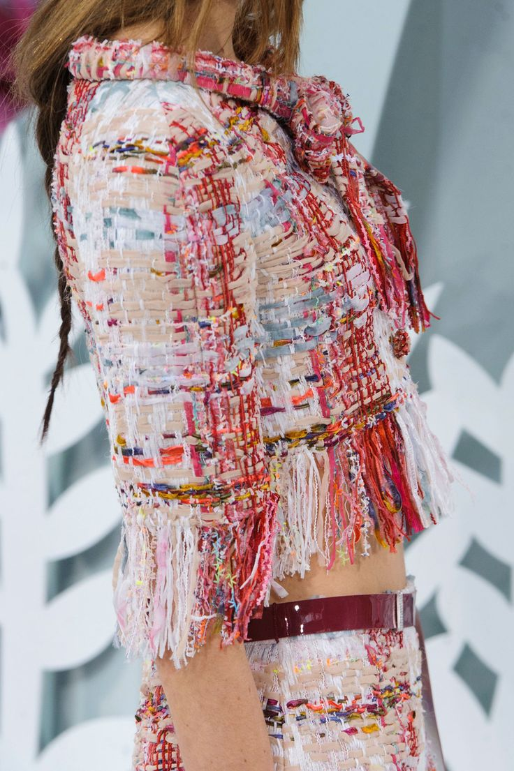 Chanel Spring 2015 Runway Pictures - StyleBistro