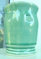 Soft creamy aqua Cone 6 Ceramic Glaze Wollastonite:29.00 Grams Ferro Frit 3195:29.00 Grams EPK Kaolin:20.00 Grams Silica:22.00 Grams Total:100.00 Grams Add: Mason Stain # 6201 Celadon:1.00 % Mason Stain # 6302 Cadet: