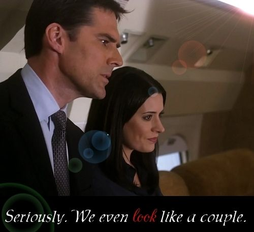 are hotch and prentiss in a relationship