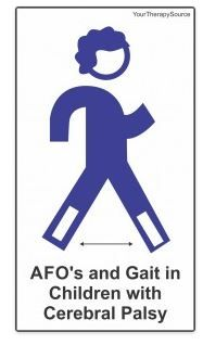 AFO's and Gait in Children with Cerebral Palsy- pinned by @PediaStaff – Please Visit ht.ly/63sNt for all our pediatric therapy pins