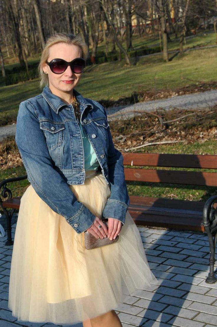 Tulle skirt - La Sissi https://www.facebook.com/lasissishop?fref=ts sesja BLOG MUSZKA