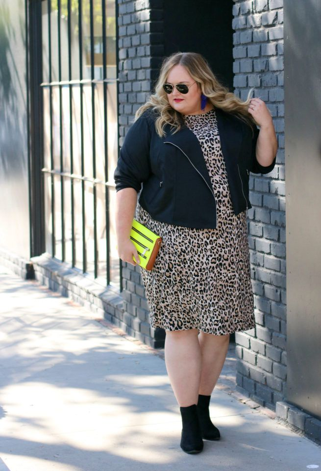 803c4c2f3198 Day to Night Leopard Print with Catherines | Styled by Reah | What ...