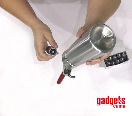 Técnicas para espumas
