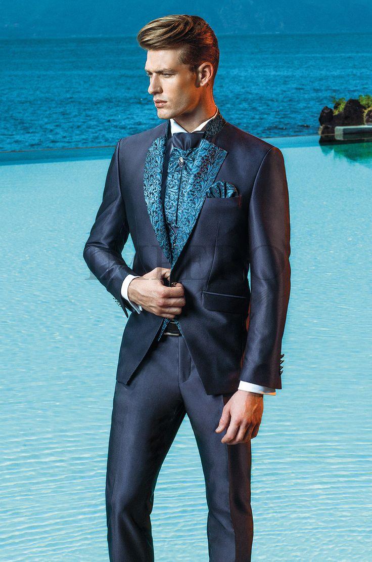 21 best Impero Uomo 2017 - Blu - images on Pinterest   Groom suits ...