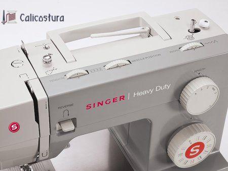a maquina de coser Singer Heavy Duty 4411 esta diseñada para que dure muchos años,con sus pincipales caracteristicas que son : el trabajo pesado, el marco de metal ligeroy su placa de acero inoxidable de larga duracion. #maquinas #brother
