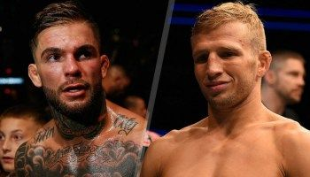 Cody Garbrandt Says It May Not Be 'A Big Money Fight' But It Should Be An Intriguing Scrap