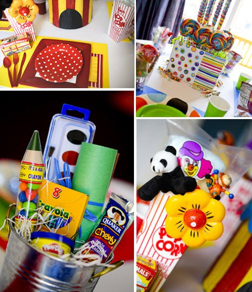 These are some great ideas for kid activities at a wedding reception which can also work for a birthday party :)