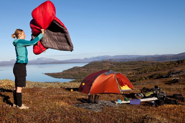 How to Properly Take Care of Your Sleeping Bag: Consider it an investment, not a purchase.
