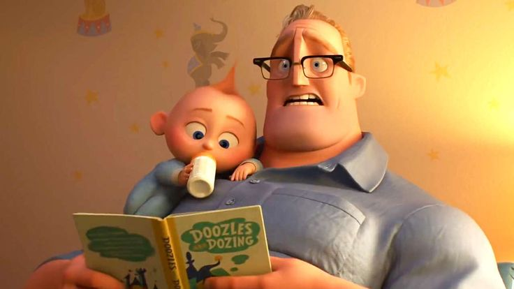 New Incredibles 2 Trailer Shows Bob As Stay-At-Home Dad  ||  Check out the newest trailer for Pixar's upcoming animated movie. https://www.gamespot.com/articles/new-incredibles-2-trailer-shows-bob-as-stay-at-hom/1100-6456799/?utm_campaign=crowdfire&utm_content=crowdfire&utm_medium=social&utm_source=pinterest