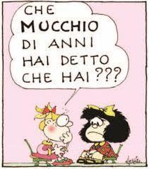 Risultati immagini per mafalda vignette