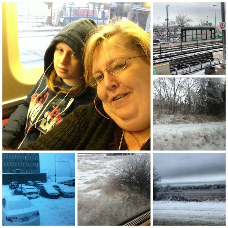 via rail 1 1024x1024 Traveling with Via Rail for Christmas #nschristmas